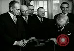 Image of Harry S Truman United States USA, 1953, second 45 stock footage video 65675020706