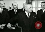 Image of Harry S Truman United States USA, 1953, second 54 stock footage video 65675020706