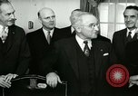 Image of Harry S Truman United States USA, 1953, second 55 stock footage video 65675020706