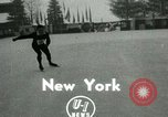 Image of Barrel jumping New York United States USA, 1953, second 2 stock footage video 65675020712