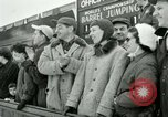 Image of Barrel jumping New York United States USA, 1953, second 14 stock footage video 65675020712