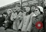 Image of Barrel jumping New York United States USA, 1953, second 15 stock footage video 65675020712