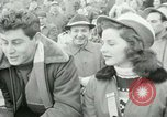 Image of Barrel jumping New York United States USA, 1953, second 17 stock footage video 65675020712