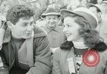 Image of Barrel jumping New York United States USA, 1953, second 18 stock footage video 65675020712