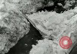 Image of Federal Ice Breaker Montreal Quebec Canada, 1953, second 40 stock footage video 65675020726