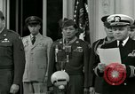 Image of President Dwight D Eisenhower Washington DC USA, 1953, second 15 stock footage video 65675020752