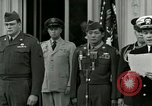 Image of President Dwight D Eisenhower Washington DC USA, 1953, second 16 stock footage video 65675020752