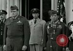 Image of President Dwight D Eisenhower Washington DC USA, 1953, second 17 stock footage video 65675020752
