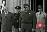 Image of President Dwight D Eisenhower Washington DC USA, 1953, second 21 stock footage video 65675020752