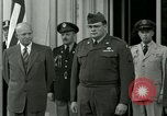 Image of President Dwight D Eisenhower Washington DC USA, 1953, second 22 stock footage video 65675020752