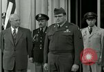 Image of President Dwight D Eisenhower Washington DC USA, 1953, second 23 stock footage video 65675020752