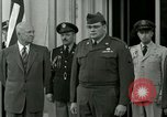 Image of President Dwight D Eisenhower Washington DC USA, 1953, second 25 stock footage video 65675020752