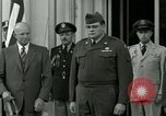 Image of President Dwight D Eisenhower Washington DC USA, 1953, second 28 stock footage video 65675020752