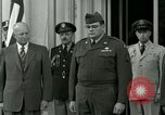 Image of President Dwight D Eisenhower Washington DC USA, 1953, second 29 stock footage video 65675020752