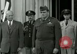 Image of President Dwight D Eisenhower Washington DC USA, 1953, second 31 stock footage video 65675020752