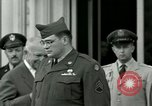 Image of President Dwight D Eisenhower Washington DC USA, 1953, second 34 stock footage video 65675020752
