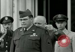 Image of President Dwight D Eisenhower Washington DC USA, 1953, second 35 stock footage video 65675020752