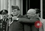 Image of President Dwight D Eisenhower Washington DC USA, 1953, second 36 stock footage video 65675020752