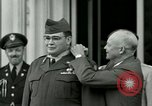 Image of President Dwight D Eisenhower Washington DC USA, 1953, second 39 stock footage video 65675020752