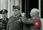 Image of President Dwight D Eisenhower Washington DC USA, 1953, second 41 stock footage video 65675020752