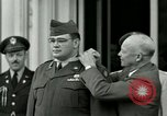 Image of President Dwight D Eisenhower Washington DC USA, 1953, second 43 stock footage video 65675020752