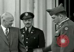 Image of President Dwight D Eisenhower Washington DC USA, 1953, second 53 stock footage video 65675020752