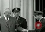 Image of President Dwight D Eisenhower Washington DC USA, 1953, second 55 stock footage video 65675020752