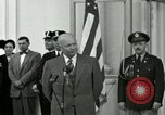 Image of President Dwight D Eisenhower Washington DC USA, 1953, second 8 stock footage video 65675020754