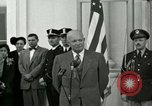 Image of President Dwight D Eisenhower Washington DC USA, 1953, second 13 stock footage video 65675020754