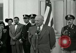 Image of President Dwight D Eisenhower Washington DC USA, 1953, second 14 stock footage video 65675020754