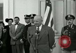 Image of President Dwight D Eisenhower Washington DC USA, 1953, second 18 stock footage video 65675020754