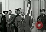 Image of President Dwight D Eisenhower Washington DC USA, 1953, second 20 stock footage video 65675020754
