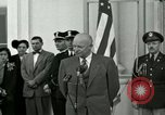 Image of President Dwight D Eisenhower Washington DC USA, 1953, second 21 stock footage video 65675020754