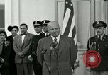 Image of President Dwight D Eisenhower Washington DC USA, 1953, second 23 stock footage video 65675020754