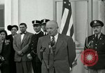 Image of President Dwight D Eisenhower Washington DC USA, 1953, second 24 stock footage video 65675020754