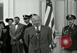 Image of President Dwight D Eisenhower Washington DC USA, 1953, second 29 stock footage video 65675020754