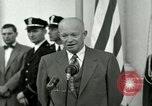 Image of President Dwight D Eisenhower Washington DC USA, 1953, second 32 stock footage video 65675020754