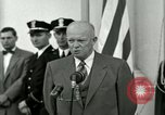 Image of President Dwight D Eisenhower Washington DC USA, 1953, second 35 stock footage video 65675020754