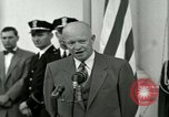 Image of President Dwight D Eisenhower Washington DC USA, 1953, second 50 stock footage video 65675020754