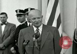 Image of President Dwight D Eisenhower Washington DC USA, 1953, second 51 stock footage video 65675020754