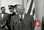 Image of President Dwight D Eisenhower Washington DC USA, 1953, second 56 stock footage video 65675020754