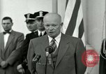Image of President Dwight D Eisenhower Washington DC USA, 1953, second 62 stock footage video 65675020754