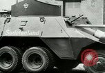 Image of Invasion of Danzig by German troops in 1939 Danzig Sudetenland, 1939, second 61 stock footage video 65675020755