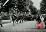 Image of invasion of Poland by Germany Poland, 1939, second 50 stock footage video 65675020756