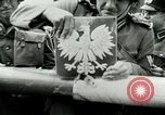 Image of invasion of Poland by Germany Poland, 1939, second 60 stock footage video 65675020756