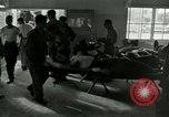 Image of wounded soldiers Tokyo Japan, 1950, second 43 stock footage video 65675020764