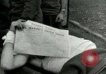 Image of wounded soldiers Tokyo Japan, 1950, second 2 stock footage video 65675020765