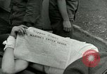 Image of wounded soldiers Tokyo Japan, 1950, second 5 stock footage video 65675020765