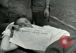 Image of wounded soldiers Tokyo Japan, 1950, second 6 stock footage video 65675020765