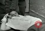 Image of wounded soldiers Tokyo Japan, 1950, second 7 stock footage video 65675020765